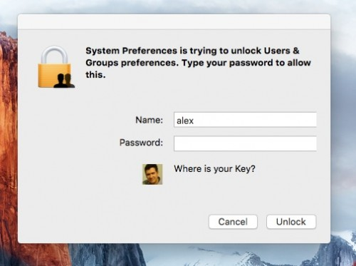 unlock-mac-prefecenses-by-key