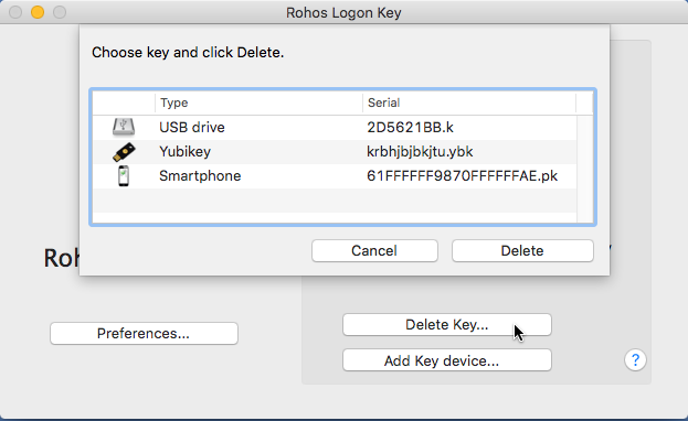 Rohos Logon Key For Mac Rohos