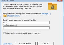 Rohos Disk Encryption – Rohos